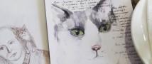 Выставка «НеЧАЙная встреча или Лунный Кот» откроется в пятницу в Республике котов