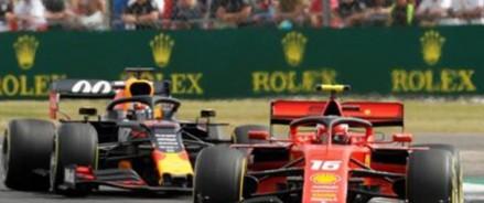 Льюис Хэмилтон выиграл рекордный шестой Гран При Великобритании