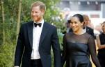 Меган Маркл и Принц Гарри дебютируют на премьере фильма «Король Лев»