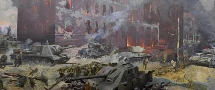 Президентская библиотека – к годовщине начала легендарной Сталинградской битвы