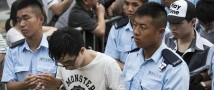 Протесты в Гонконге: Китай заявляет, что протестующие «нарушают верховенство закона»