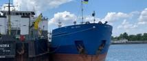 Украина захватывает российский танкер в портовом городе Измаил