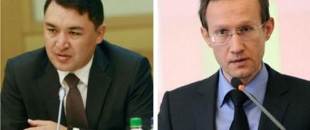 В Астрахани арестованы бывшие председатель правительства Расул Султанов и министр финансов Виталий Шведов
