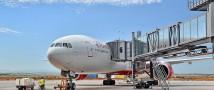 Запрет на авиасообщение с Грузией вступил в силу