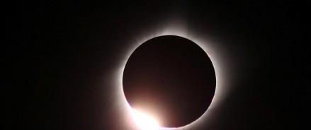 Полное солнечное затмение 2 июля 2019 года