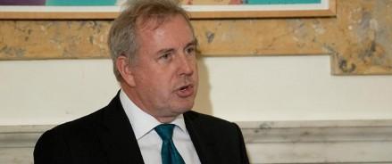 Международный скандал с послом Великобритании в США