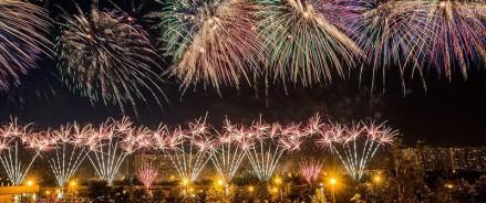 Фестиваль фейерверков пройдет в Братеевском парке на выходных