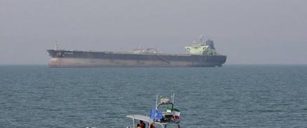 Иран захватывает иракский танкер в Персидском заливе