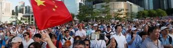 Протесты в Гонконге: демонстрации распространились по всему миру