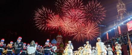 «Рособоронэкспорт выступает спонсором фестиваля «Спасская башня — 2019»
