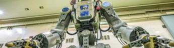 Россия запускает в космос робота в натуральную величину