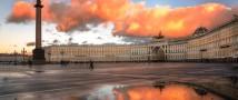 «Санкт-Петербург. Большая любовь» на Дворцовой площади