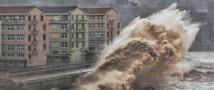Тайфун Лекима: 13 погибших и миллион эвакуированных в Китае