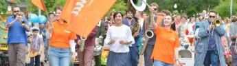 Телеканал «МАМА» приглашает всех на костюмированный «Парад колясок» на Тверском бульваре!
