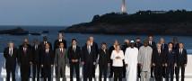 Трамп ссорится с лидерами G7 из-за России