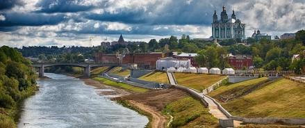 Узнай Смоленск с Президентской библиотекой