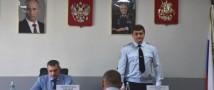 Начальник УВД по ТиНАО Шамиль Сибанов представил личному составу нового руководителя межмуниципального отдела полиции
