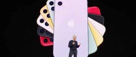 Apple представил новинки: IPhone 11 Pro и часы «всегда на связи»