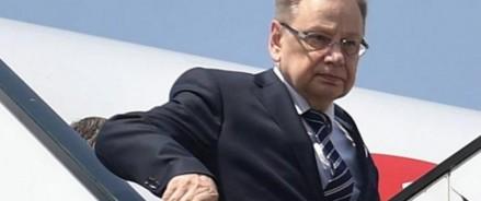 Посол России в Египте Сергей Кирпиченко скончался в Каире