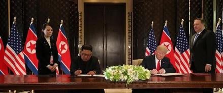 Северная Корея «готова возобновить» ядерные переговоры с США