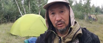Сибирского шамана идущего «изгонять Путина» задержали