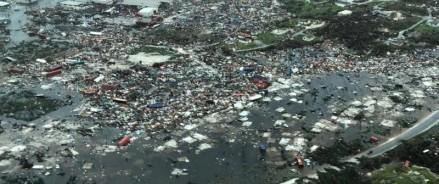Ураган Дориан: опустошение на Багамах