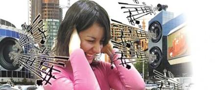Влияние звукового загрязнения на жителей крупных городов