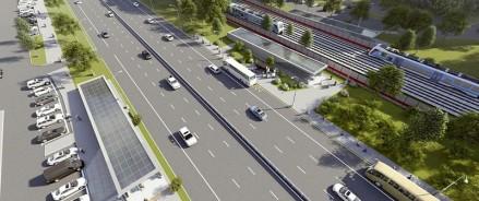 Москвичи одобрили проекты планировок пешеходных переходов на Савёловском и Курском направлении МЖД