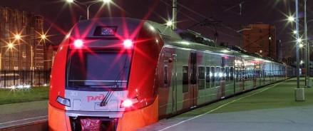 Более 9,5 млн. пассажиров перевезли электропоезда «Ласточка» в зоне обслуживания СЗППК за девять месяцев