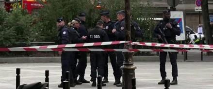 Четверо полицейских убиты в центральной префектуре полиции в Париже