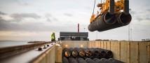 Дания одобрила прокладку газопровода «Северный поток-2»