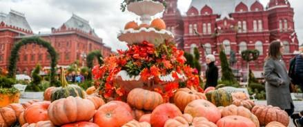 Фестиваль «Золотая осень» пройдёт с 7 по 11 октября в Москве