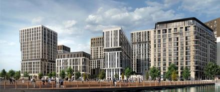 IKON Development построит торговый центр рядом с Курским вокзалом