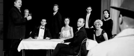 «Инспектор пришёл» — премьера в Театре им. А.С.Пушкина