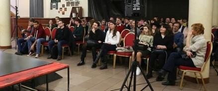 Практические лаборатории Анатолия Васильева и Дмитрия Кошмина пройдут в Академии Н.С. Михалкова