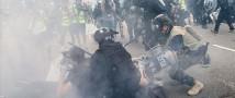 Протесты в Гонконге: вчера город пережил один из самых жестоких дней