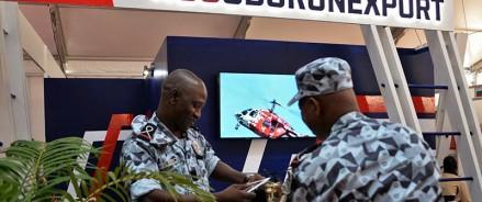 Рособоронэкспорт представляет в Сочи полный комплекс решений для обеспечения безопасности в Африке
