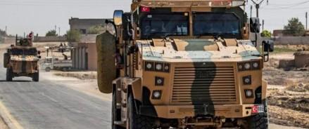 США отводит войска с зоны военной операции Турции в Сирии