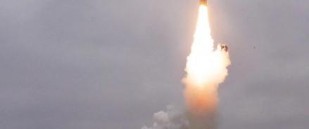 Северная Корея: прошли испытания запуска ракеты с подводной лодки
