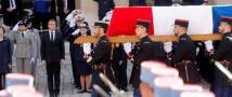 Владимир Путин посетил церемонию прощания с Жаком Шираком