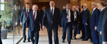 Президент Азербайджана поздравил МГИМО с юбилеем