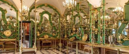 Из знаменитой сокровищницы «Зеленые своды» в Дрездене похитили драгоценности на миллионы евро