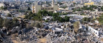 Израиль — Газа: новая волна ракетных обстрелов