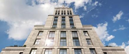 «Метриум»: Alcon Tower – новый комплекс апартаментов в пяти километрах от Кремля