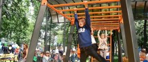 Московские эксперты ОНФ помогли учесть пожелания жителей при благоустройстве детской площадки в поселении Кокошкино