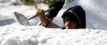 На Россию надвигаются аномальные холода