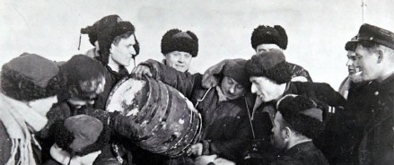 «Выше всех на Земле». Неизвестные факты полярной экспедиции И. Д. Папанина раскрывает Президентская библиотека