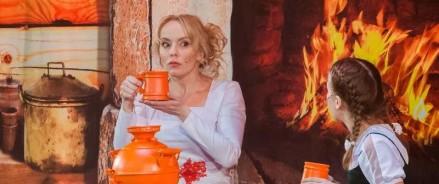 Премьера мюзикла Евгения Крылатова «Красная шапочка & Серый волк»