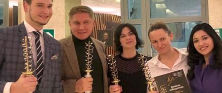 Телеканалы «Цифрового Телевидения» стали лауреатами премии «Золотой луч»