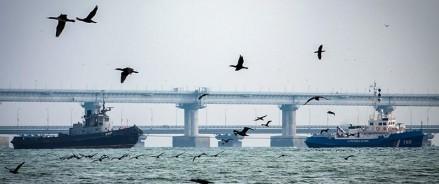 Украина удивлена пропажей унитазов на возвращенных Россией кораблях